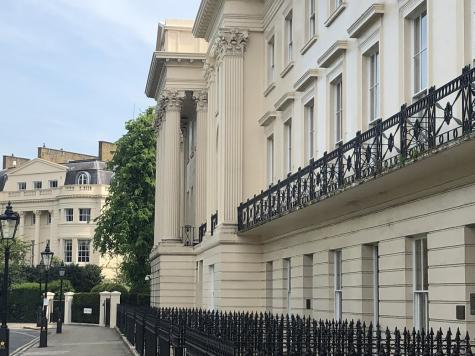 Cornwall Terrace, London NW1