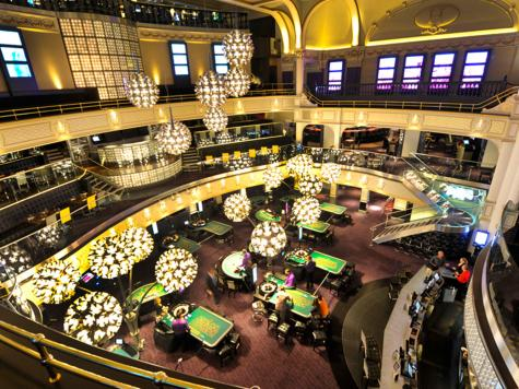 Hippodrome Casino, London W1